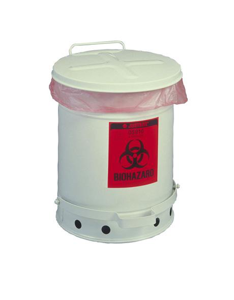 Biohazard waste container 23L
